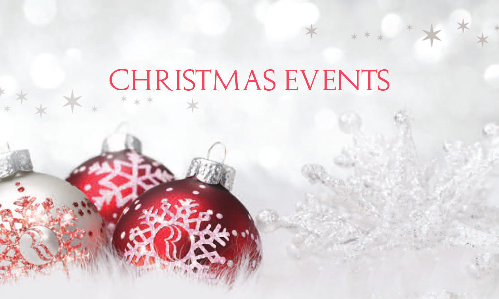Look Out for Christmas Events in your Region!