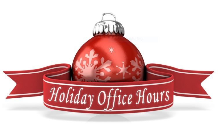 MThNZ Office Hours over December 2018 - January 2019