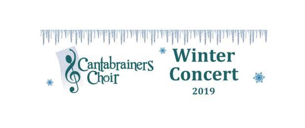 Cantabrainers Choir - Winter Concert 2019