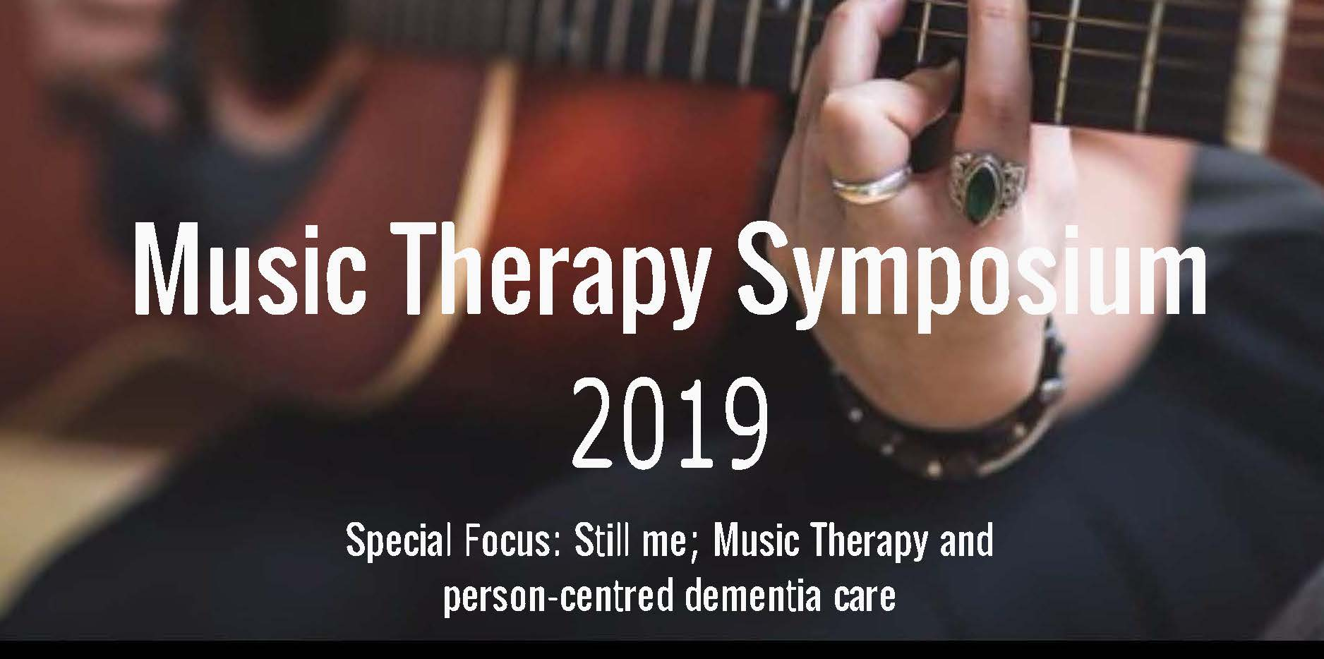 Music Therapy Symposium & MThNZ AGM 2019